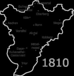Clubs im Distrikt 1810